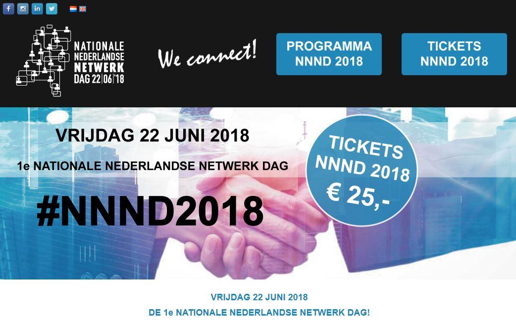 1e Nationale Nederlandse Netwerk Dag