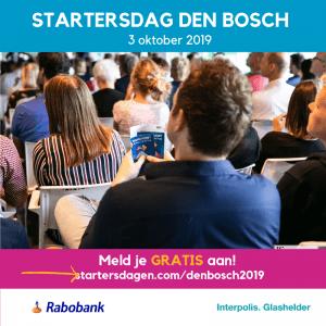 Startersdagen Seats2meet Den Bosch