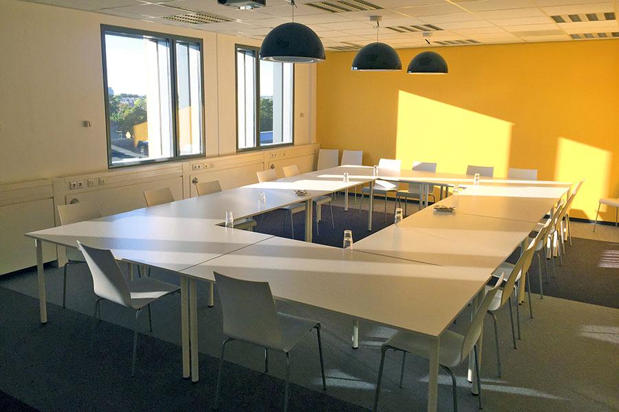 Gesprek - Seats2meet Den Bosch