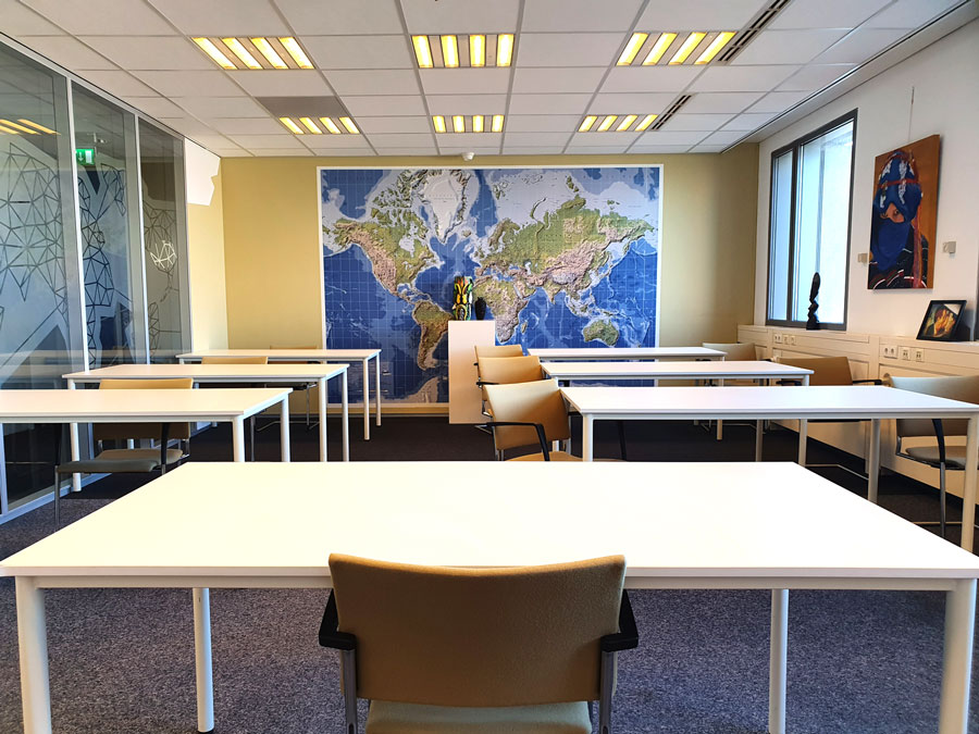 Officespaces Seats2meet Den Bosch