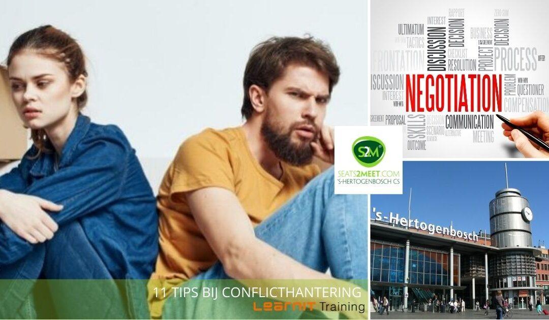 blog Learnit Conflicthanteren Seats2meet Den Bosch