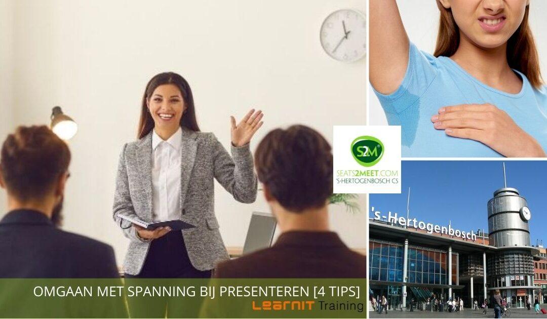 Omgaan Met Spanning Bij Presenteren [4 tips]